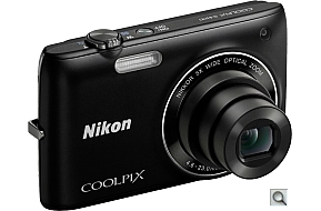 image of Nikon Coolpix S4100