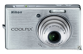 image of Nikon Coolpix S500