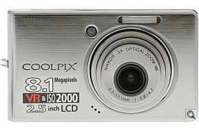 image of Nikon Coolpix S510