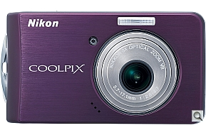 image of Nikon Coolpix S520