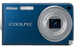 image of Nikon Coolpix S550