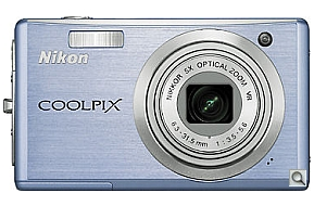 image of Nikon Coolpix S560
