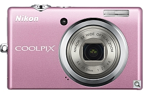 image of Nikon Coolpix S570
