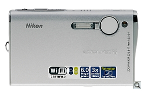 image of Nikon Coolpix S6