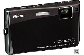 image of Nikon Coolpix S60