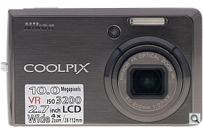 image of Nikon Coolpix S600