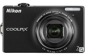 image of Nikon Coolpix S6000