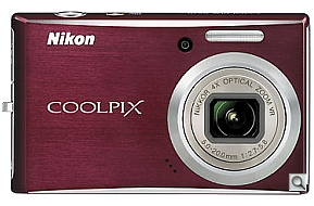 image of Nikon Coolpix S610
