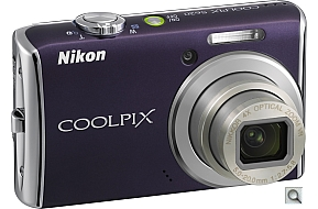 image of Nikon Coolpix S620