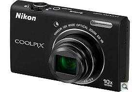 image of Nikon Coolpix S6200