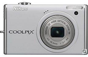 image of Nikon Coolpix S640