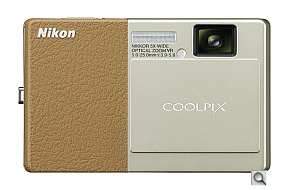 image of Nikon Coolpix S70