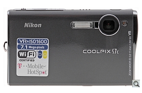 image of Nikon Coolpix S7c