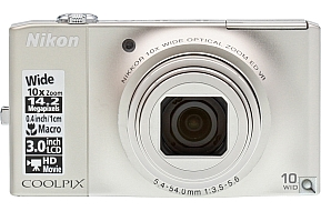 image of Nikon Coolpix S8000