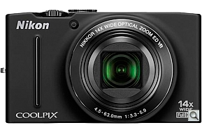 image of Nikon Coolpix S8200