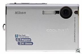 image of Nikon Coolpix S9