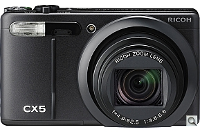 image of Ricoh CX5