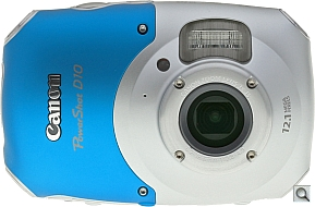 image of Canon PowerShot D10