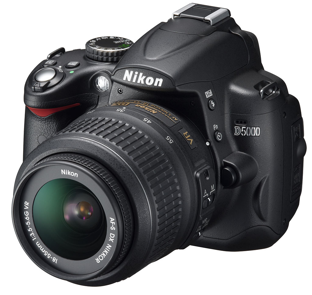 Nikon D5000 Pricing and Availability