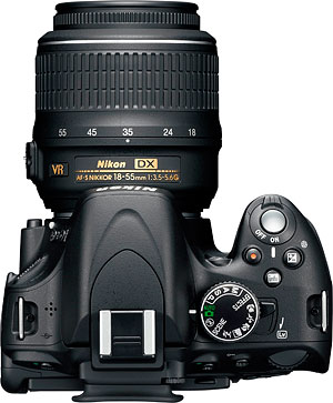 Nikon D5100 Review - Optics