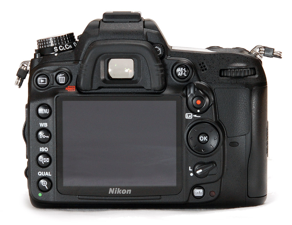 Nikon D7000 Review Where To Get Parts Diagram For A D5000 Slr With Dx Vr Afs As The D7000s D Rings Make Noise That Is Picked Up By Cameras Microphone While You Shoot Video D90s Cloth Metal Design Makes More