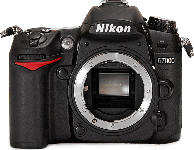 Nikon D7000 Review Viewfinder