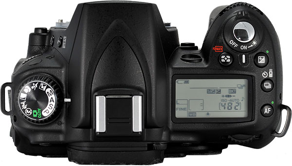 nikon d90 assign function button