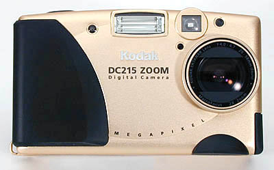 kodak dc215 zoom digital camera software