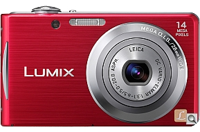 image of Panasonic Lumix DMC-FH2