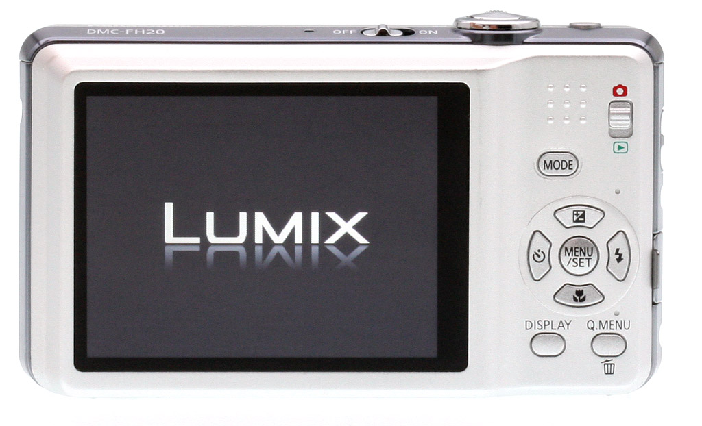 Panasonic Lumix Dmc-Fh20 Software