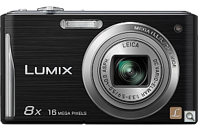 image of Panasonic Lumix DMC-FH25