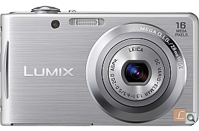 image of Panasonic Lumix DMC-FH5
