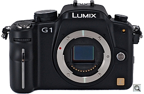 image of Panasonic Lumix DMC-G1