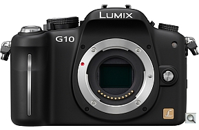 image of Panasonic Lumix DMC-G10