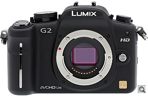 image of Panasonic Lumix DMC-G2