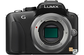 image of Panasonic Lumix DMC-G3