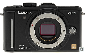 image of Panasonic Lumix DMC-GF1