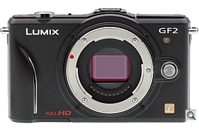 image of Panasonic Lumix DMC-GF2
