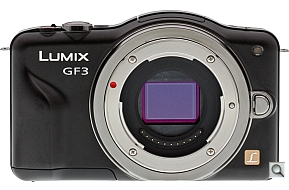 image of Panasonic Lumix DMC-GF3