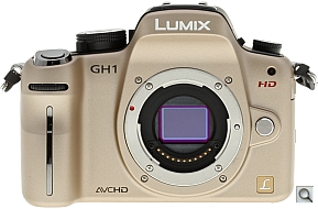 image of Panasonic Lumix DMC-GH1