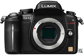 image of Panasonic Lumix DMC-GH2