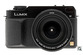 image of Panasonic Lumix DMC-L1