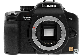 image of Panasonic Lumix DMC-L10