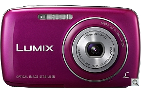 image of Panasonic Lumix DMC-S3