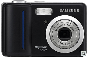 image of Samsung Digimax S500