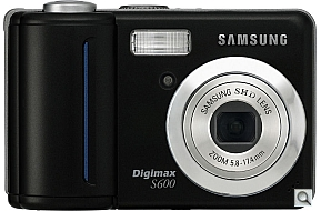 image of Samsung Digimax S600