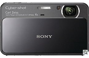 image of Sony Cyber-shot DSC-T110