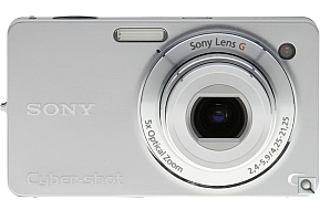 image of Sony Cyber-shot DSC-WX1