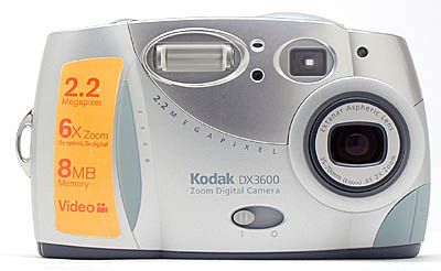 KODAK DX3600 DRIVER PC