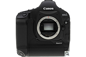 image of Canon EOS-1D Mark IV
